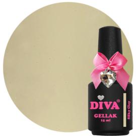Diva Gellak Silky Clay 15 ml