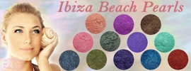 Pure Pigmenten Ibiza Beach Pearls in luxe box