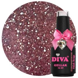 Diva Gellak Think Rouge 15 ml