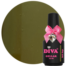 Diva Gellak Soft Sage 15 ml