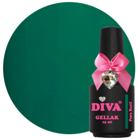 Diva Gellak Pure Basil 15 ml