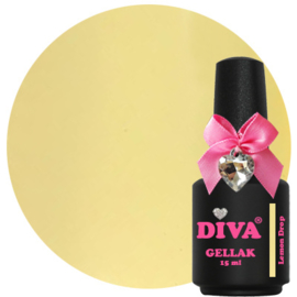 Diva Gellak Lemon Drop 15 ml