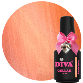 Diva Gellak Cat Eye Peach Nude 15 ml