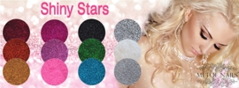 12 Kleuren Shiny Stars in Luxe Giftbox