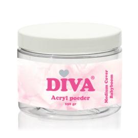 Diva Acryl Poeder Medium Cover Babyboom 250 gram