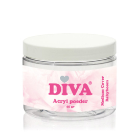Diva Acryl Poeder Medium Cover Babyboom 45 gram