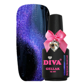 Diva Gel Lak 5D Cat Eye  Hollywood Boulevard