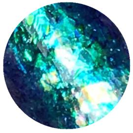 Crystal Flakes Aquamarine