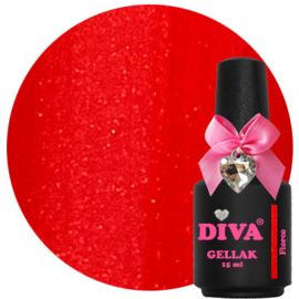 Diva Gellak Fierce 15 ml