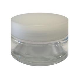 Glazen pot 50 ml