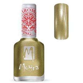 Moyra Stamping Nail Polish Chrome Gold 12ml no24