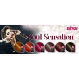 Diva Gellak Cat Eye Soul Sensation Collection