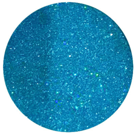 Shiny Stars Hologram Blue Jeans