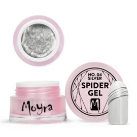 Moyra Spider Gel No.4 Silver
