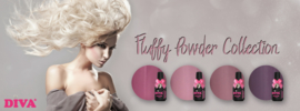 Diva Gellak Fluffy Powder Collection