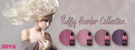 Diva Gellak Fluffy Powder Collection