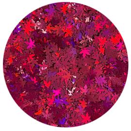 Leaves hologram no. 5