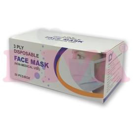 Face Masks Wit 50 stuks