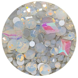 Diva Crystal Mix Frozen different shapes