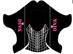 Diva Nail Forms  500 pcs