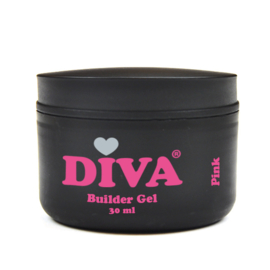 DIVA Builder Gel Pink 30 ml