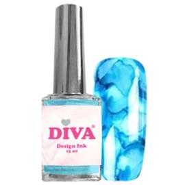 Diva Design Ink Light Blue