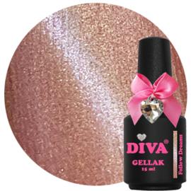 Diva Gellak Cat Eye Follow Dreams 15 ml