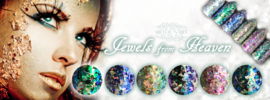 Hologram Flakes 'Jewels from Heaven' Complete Serie