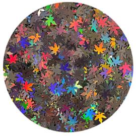 Leaves hologram no. 7