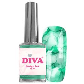 Diva Design Ink Green