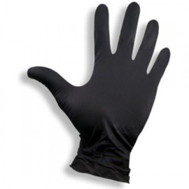 Handschoen nitril 100 stuks L Per 1 doos bestellen anders word het geannuleerd
