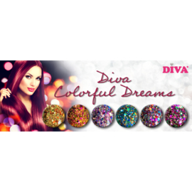 Diamondline Diva Colorful Dreams Collection