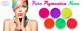 Pure Pigmenten Neon Complete Collectie