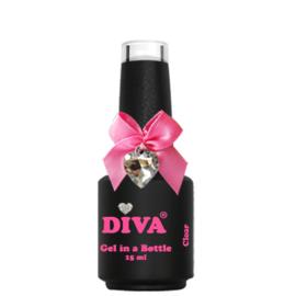 DIVA Gel in a Bottle Clear 15 ml