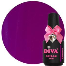 Diva Gellak Plumlicious 15 ml
