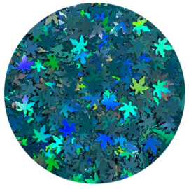 Leaves hologram no. 10