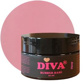 Diva Gellak Rubber Basecoat Classy POT 30 ml