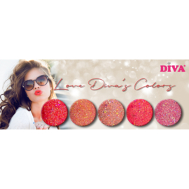 Diamondline Love Diva's Colors Collection