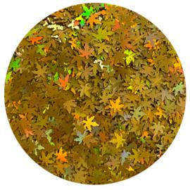 Leaves hologram no. 3