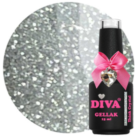 Diva Gellak Think Crystal 15 ml