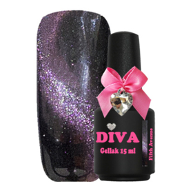 Diva Gel Lak 5D Cat Eye Fifth Avenue