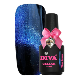Diva Gel Lak 5D Cat Eye  Time Square