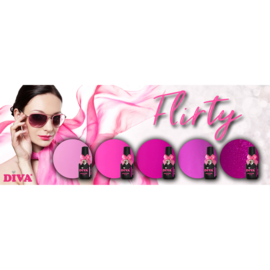 DIVA Gellak Flirty Collection