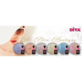 Diva Gellak The Diva Boutique Collection 5+1 gratis
