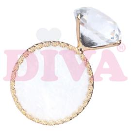 Display Stone Diamond Ring
