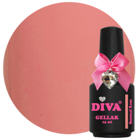 Diva Gellak Sensual Rose 15 ml