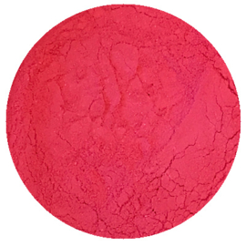 Hot and Cold Pigment No. 2 (rood)
