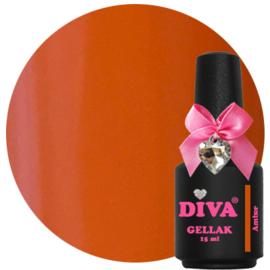 Diva Gellak Amber 15 ml