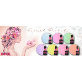 DIVA French Pastels