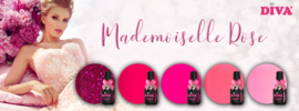 DIVA Gellak Mademoiselle Rose Collection